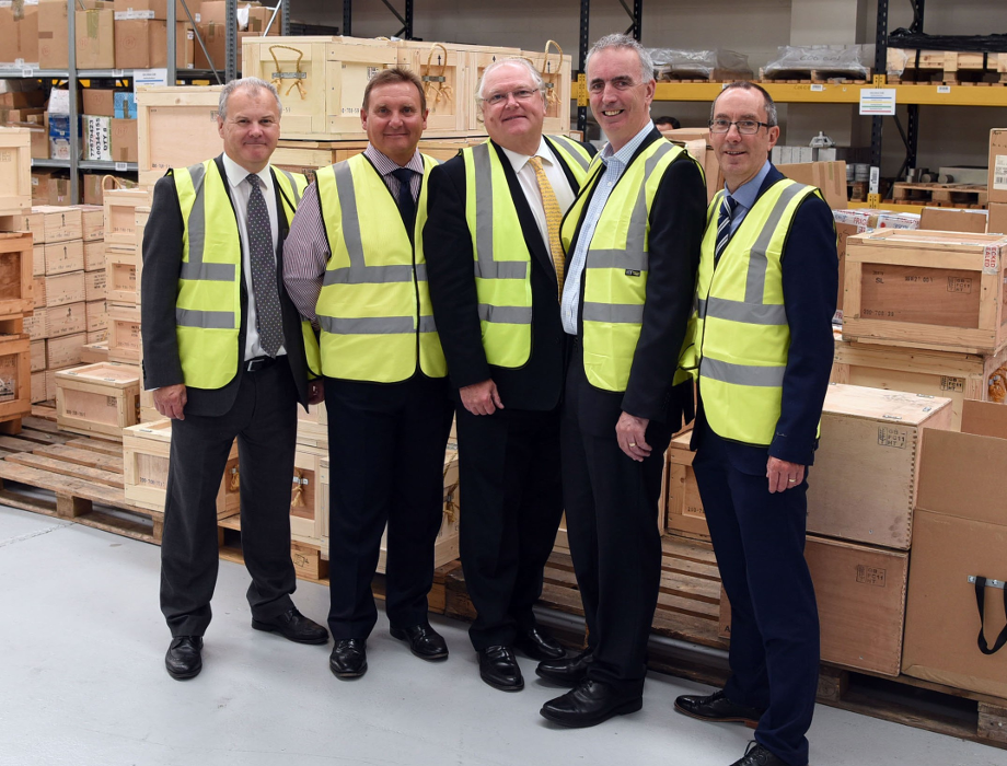 MEIF investment supports OnLogistics' aerospace expansion