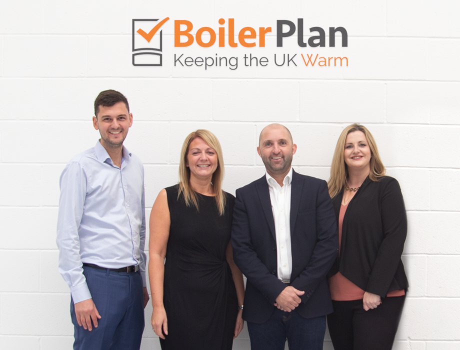 Maven invests £2.15 million in Boiler Plan