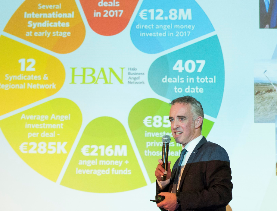Angel investment thriving in Ireland