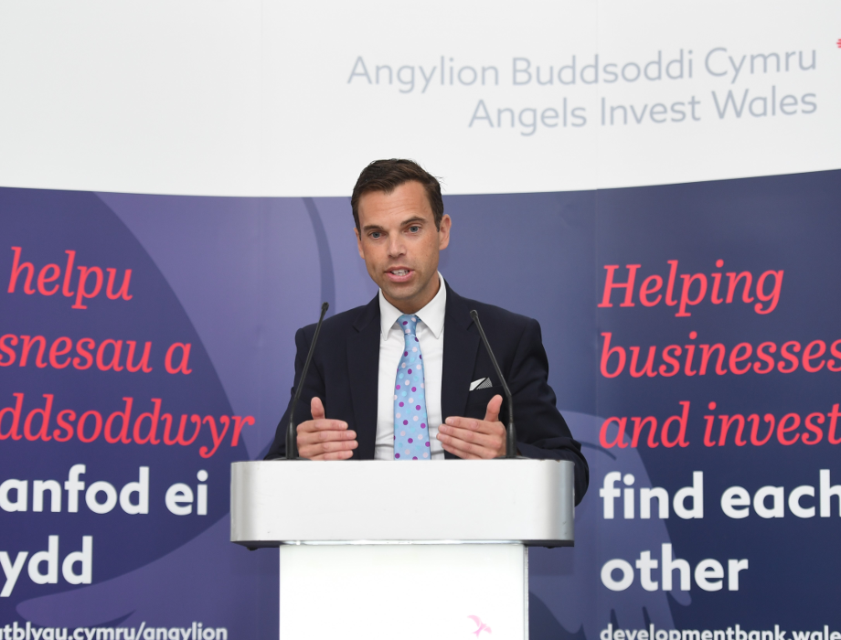 Development Bank of Wales launches £8m angel co-investment fund
