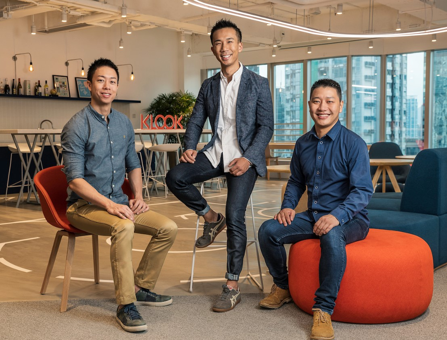 Klook completes $425M Series D funding led by Softbank Vision Fund