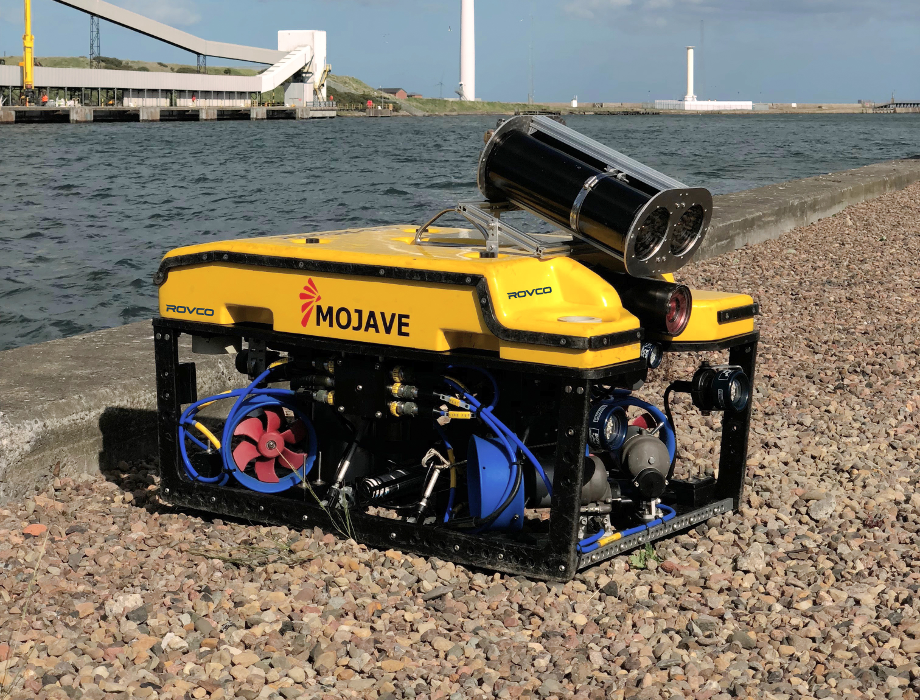 Green Angel Syndicate invests in subsea tech company Rovco