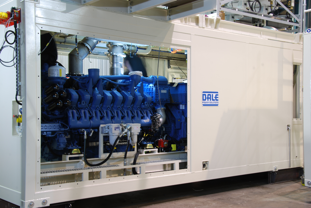 NVM invests £9 million in Dale Power Solutions