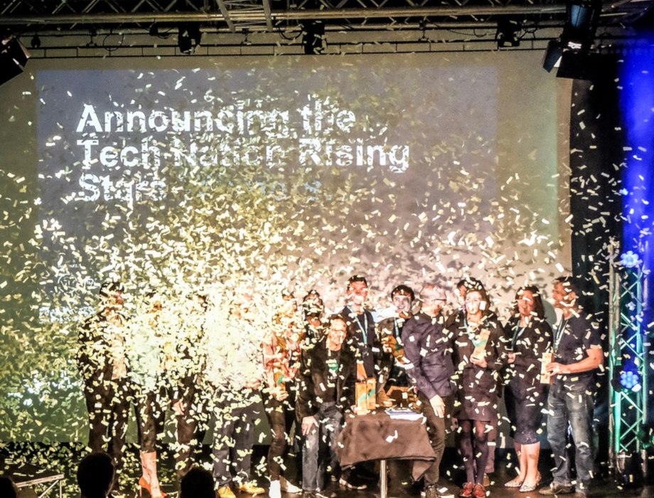 "The ""Rising Stars"" Of UK Tech Shine At Tech Nation"