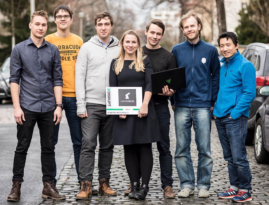 Wandelbots raises €6m from Paua Ventures and EQT