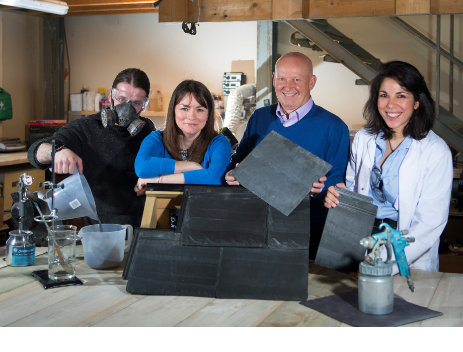 Development Bank of Wales makes £300k investment in Carapace Slate