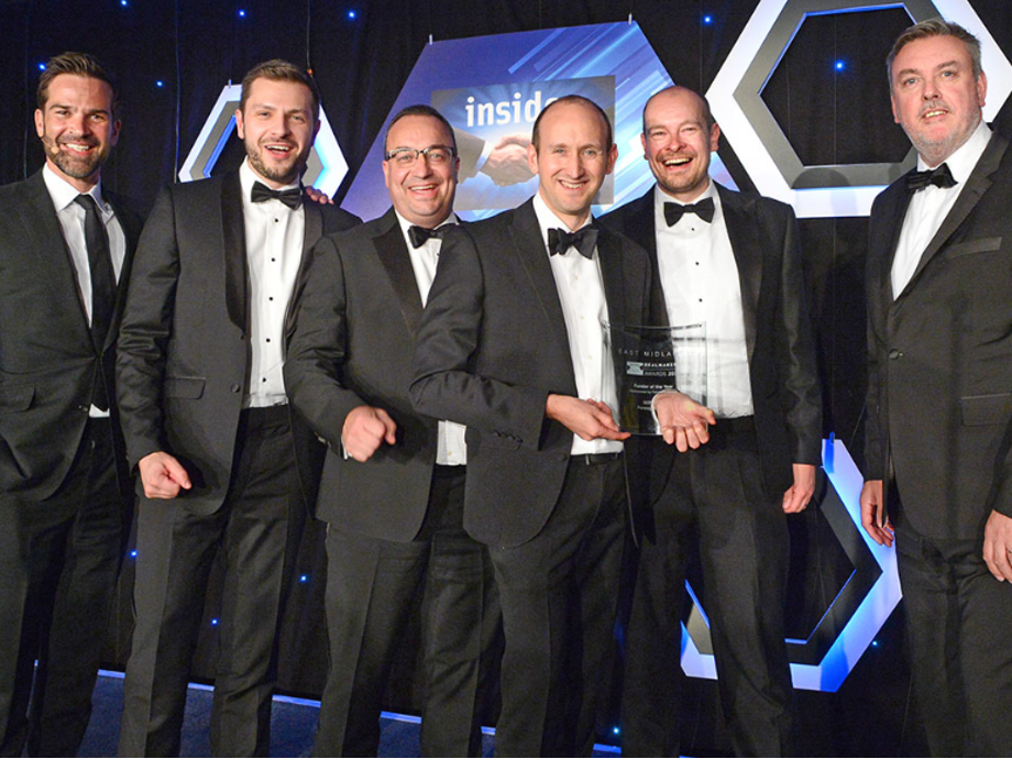 Foresight Group wins Funder of the Year at East Midlands dealmakers