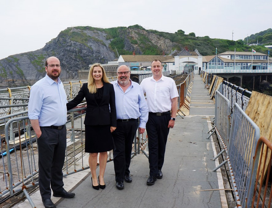 Alternative finance secures future of Mumbles Pier