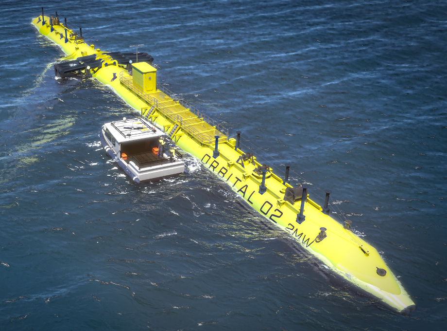 Abundance closes largest investment to date for Orbital Marine Power