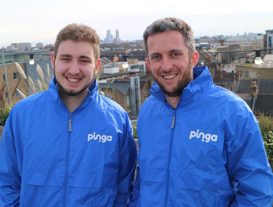 Angel backed tasking app Pinga expands in Central London